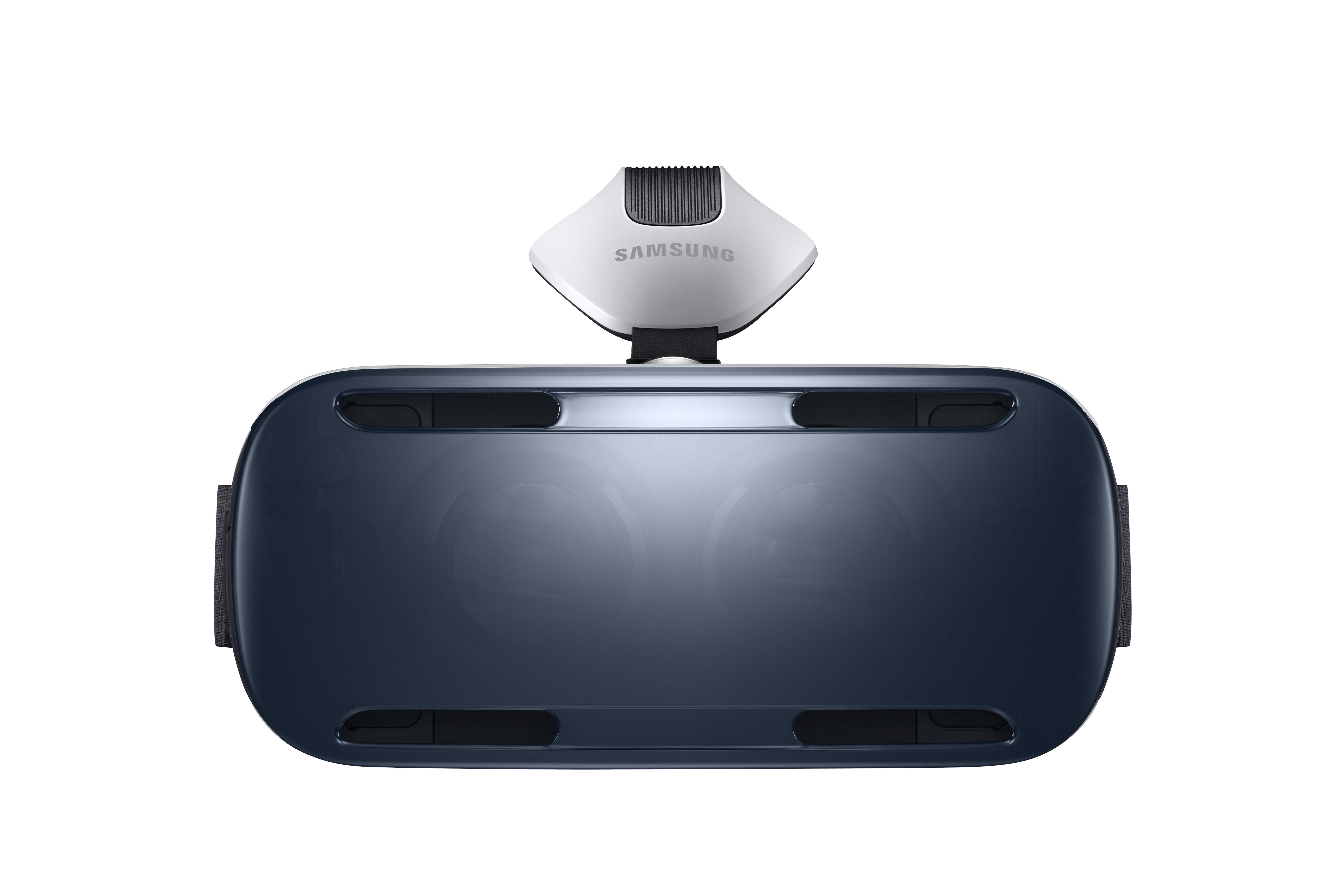 Samsung Gear von vorn