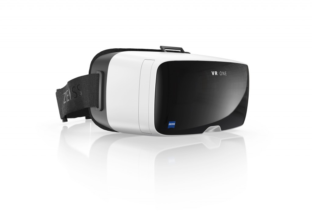 ZEISS VR ONE von vorne links
